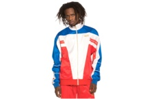 Sweatshirt GRIMEY fala poly track jacket gtj149 Brutalzapas