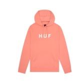 Sudadera HUF essential og logo po hoodie pf00099 Brutalzapas
