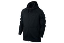 Sweatshirts Nike Jsw Wings Fleece Fz 860196 010 Brutalzapas