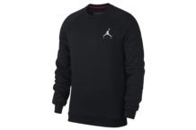 Sueter Nike Jordan Jumpman Fleece Crew 940170 010 Brutalzapas