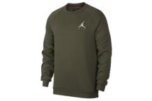 Sueter Nike Jordan Jumpman Fleece Crew 940170 395 Brutalzapas