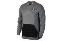 Sweatshirts Nike Jumpman Air Fleece Crew AA1457 091 Brutalzapas