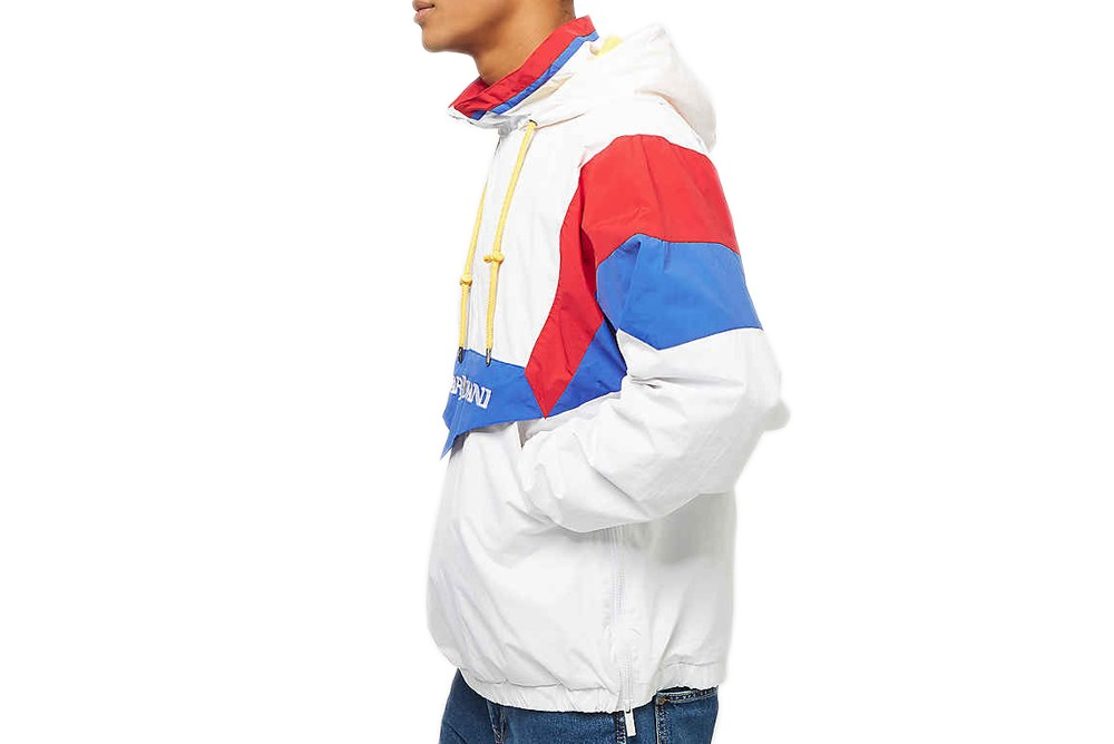 KARL KANI RETRO BLOCK WINDBREAKER