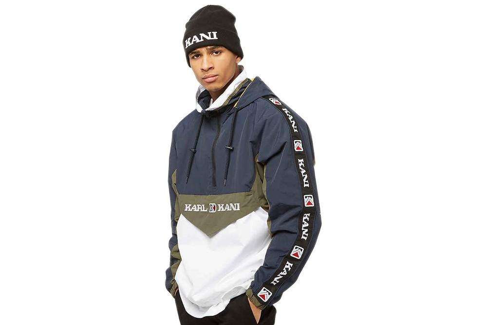 Jacket Karl Kani retro block 6084458 Brutalzapas