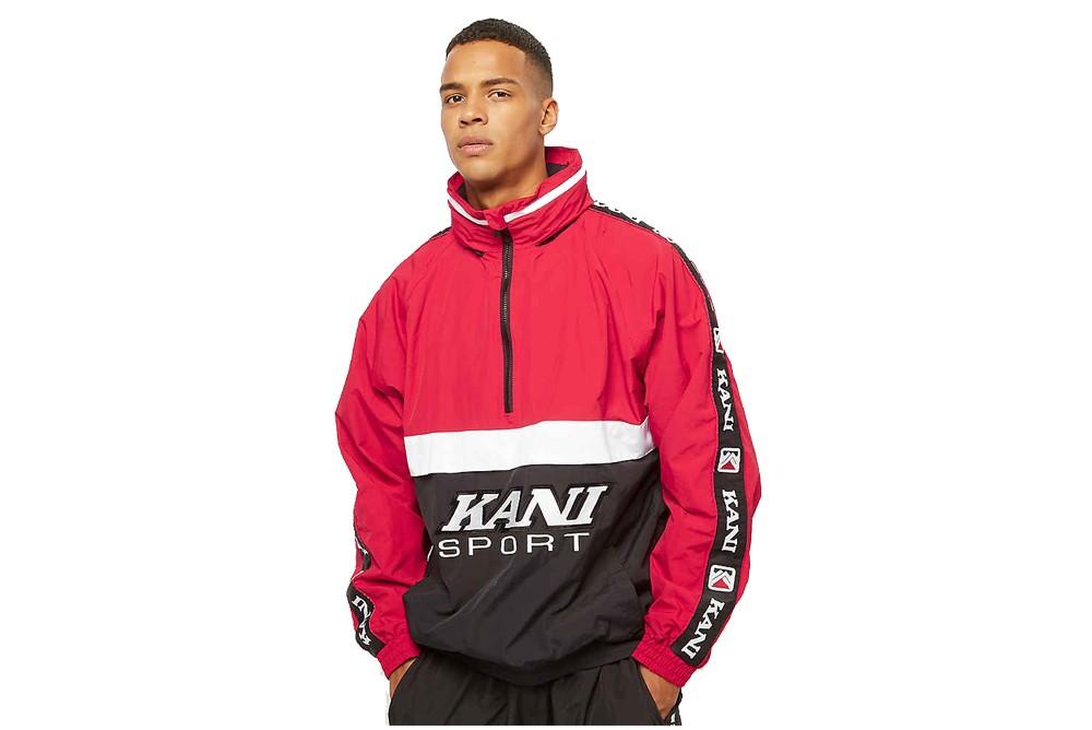 Jacket Karl Kani sport block windbreaker 6084459 Brutalzapas