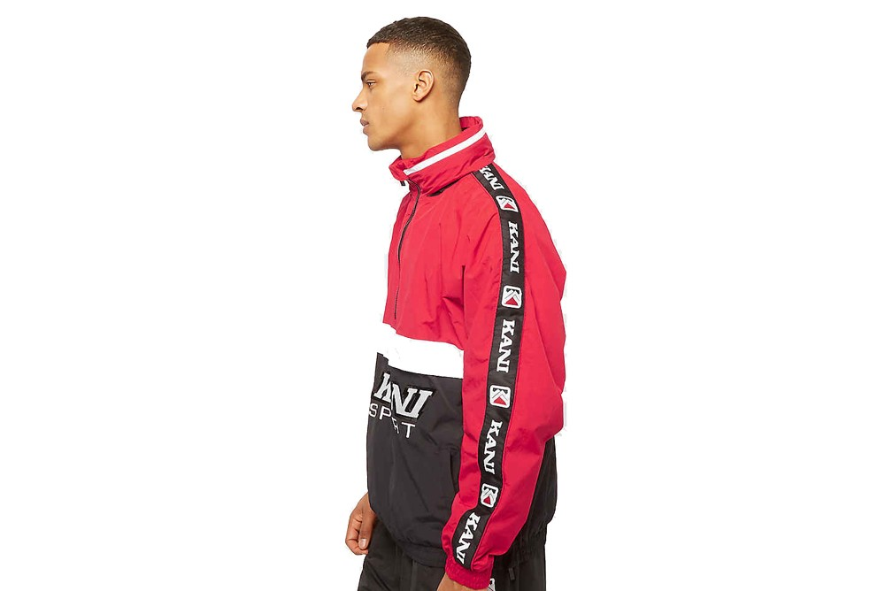 KARL KANI SPORT BLOCK WINDBREAKER