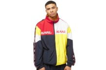 Jacket Karl Kani retro block track jacket 6086366 Brutalzapas