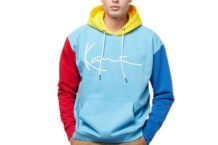 Sweatshirts Karl Kani 6091626 light blue Brutalzapas
