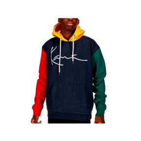 Jacket Karl Kani kk signature block 6091815 navy red Brutalzapas