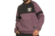 Sweat-Shirt Majestic anaheim ducks sweat MAN4695PM Brutalzapas