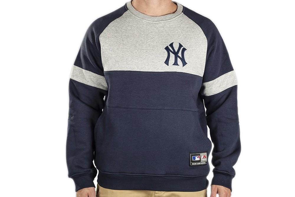 Sweatshirts Majestic new york yankees sweat MNY4695NL Brutalzapas