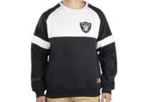 Sweatshirts Majestic oakland raiders sweat Brutalzapas