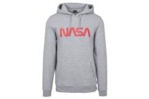 MISTER TEE NASA WORM LOGO