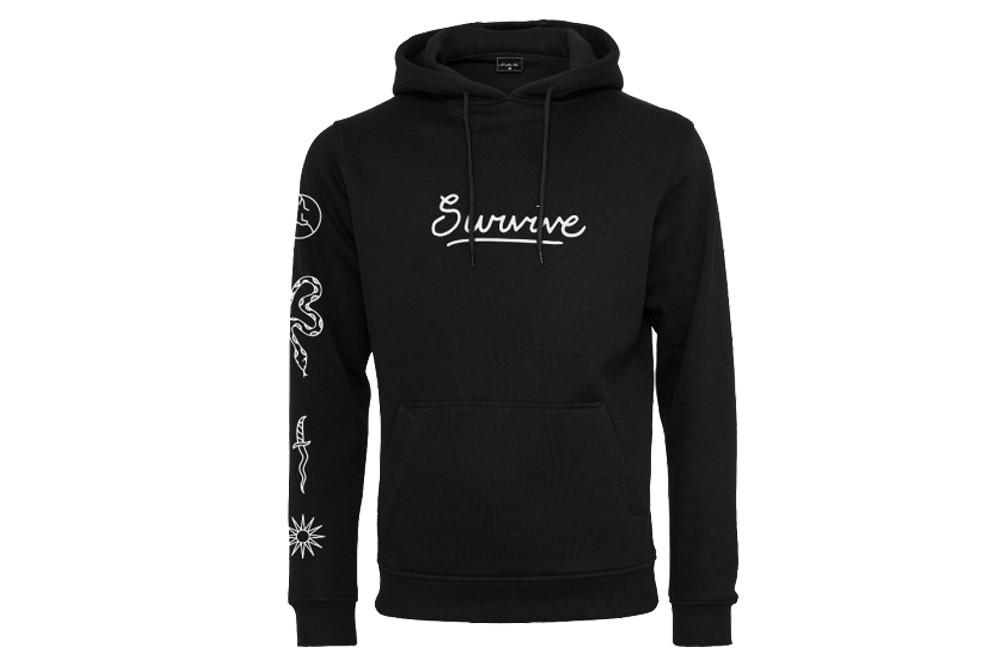 Sweatshirts Mister Tee Survive MT694 Brutalzapas