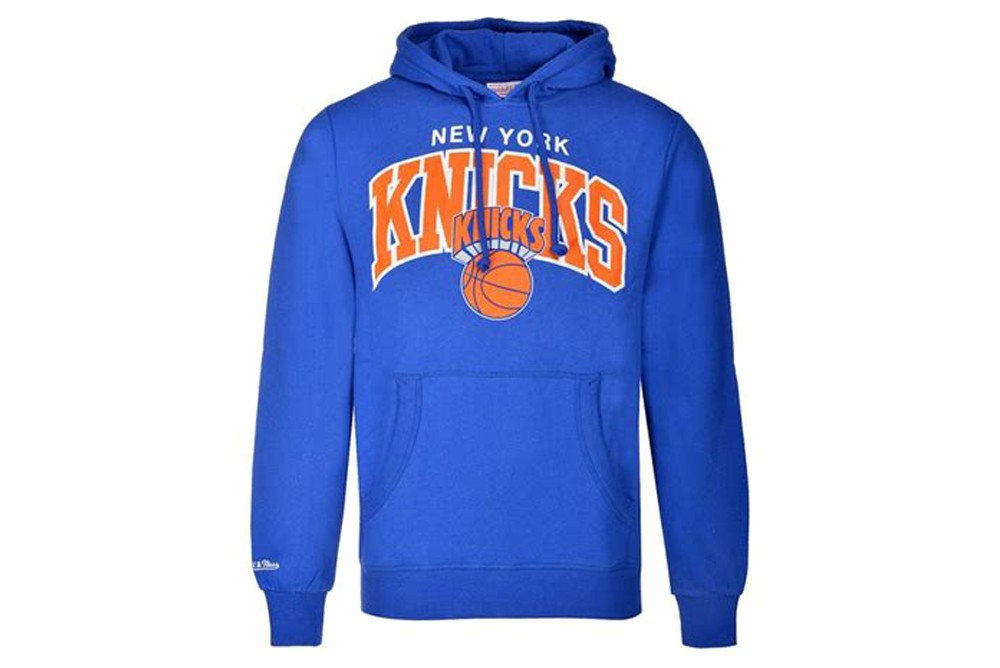 Sweatshirts Mitchell & Ness hoodie new york knicks Brutalzapas