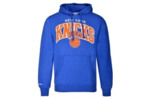 Sweatshirt Mitchell & Ness hoodie new york knicks Brutalzapas