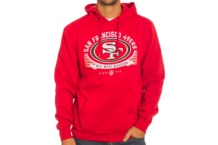 MAJESTIC FLEECE GRAPHIC OTH HOODY