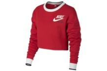 Sudadera Nike W Nsw Crew Rev Brs 893636 657 Brutalzapas