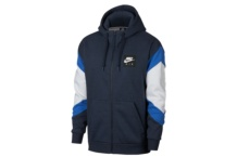 Jacket Nike Nsw nike Air Hoodie Fz Flc 928629 473 Brutalzapas