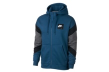 Sudadera Nike Air hoodie fz flc 928629 474 Brutalzapas