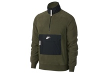 Sweatshirt Nike Nsw top hz core wntr snl 929097 395 Brutalzapas