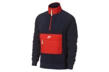 Sweatshirt Nike Nsw top hz core wntr snl 929097 451 Brutalzapas