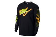 Sweatshirts Nike w nsw archv top ls 939366 010 Brutalzapas