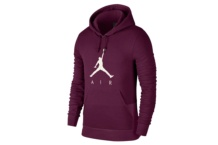 NIKE JUMPMAN AIR GFX FLEECE PO