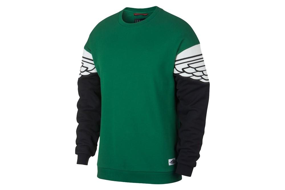 Sweatshirts Nike wings classics crew ao0426 302 Brutalzapas