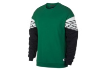 Sweat-Shirt Nike wings classics crew ao0426 302 Brutalzapas