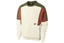 Sweatshirts Nike M nsw re issue crew flc AQ2061 133 Brutalzapas