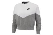 Sweatshirts Nike w nsw hrtg crew flc ar2505 063 Brutalzapas