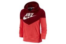 Sweat-Shirt Nike w nsw hrtg hoodie flc ar2509 850 Brutalzapas