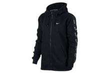 Sweat-Shirt Nike w nsw hoodie fz logo tape ar3056 011 Brutalzapas