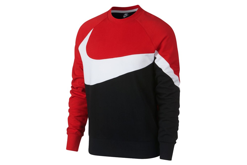 4a54ce22f Sweatshirts Nike w nsw hbr crw ft stmt ar3088 010 - Nike | Brutalzapas