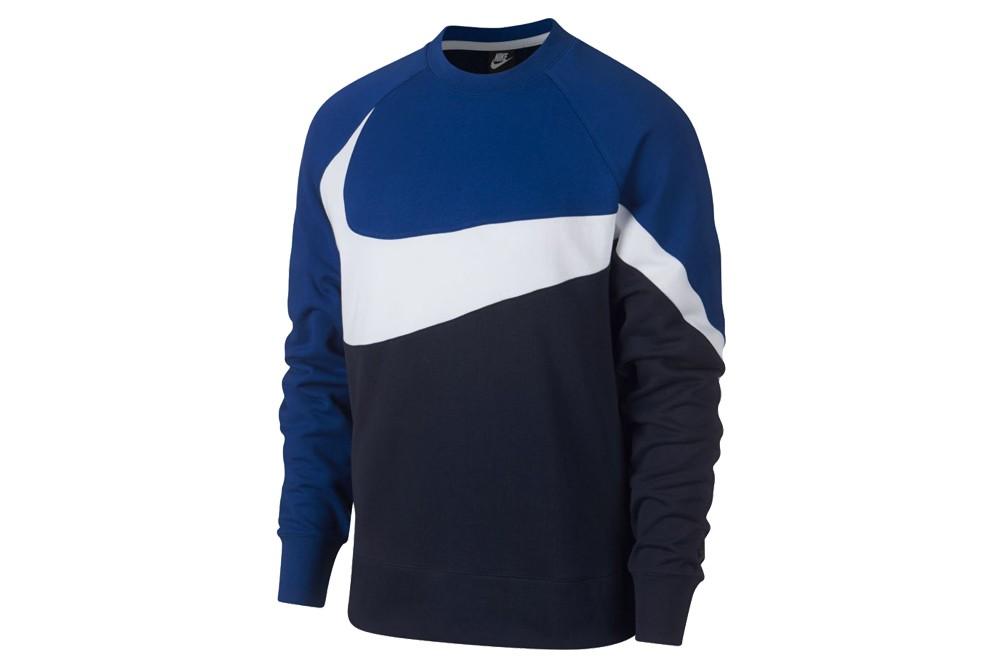 b44747c83 Sweatshirts Nike w nsw hbr crw ft stmt ar3088 451 - Nike | Brutalzapas