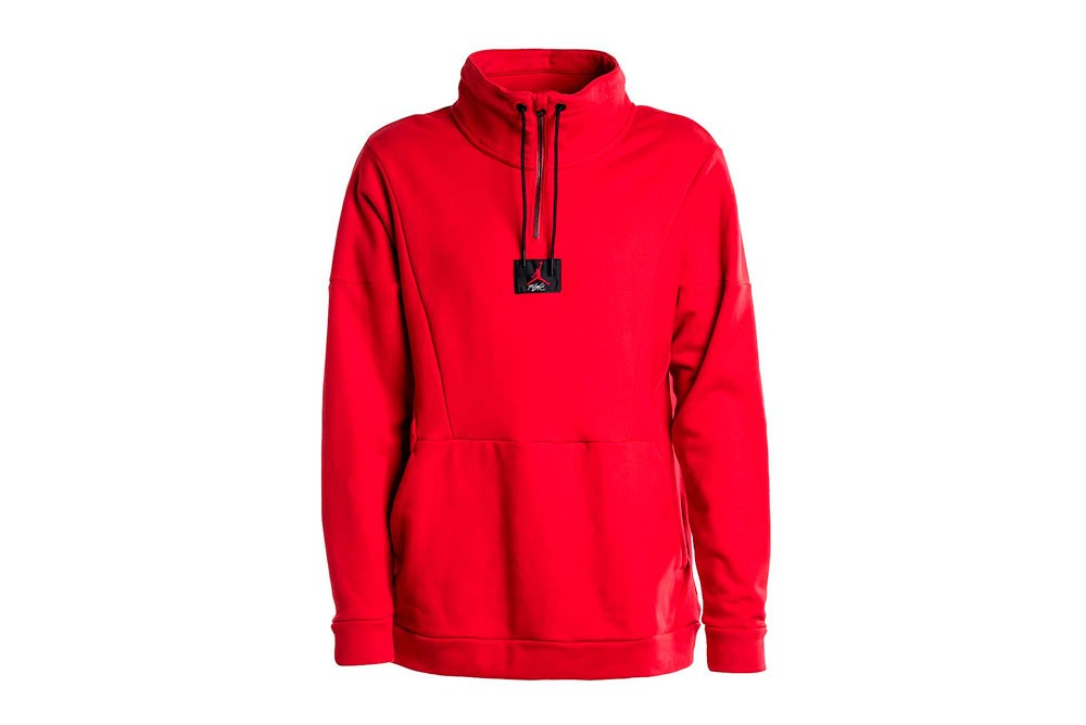 Sweatshirts Nike flight loop 14 zip av2292 687 Brutalzapas