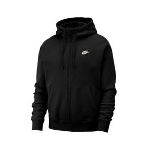 Sweatshirt Nike m nsw club hoodie fz bb bv2645 010 Brutalzapas