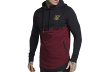 SIKSILK ZONAL TRACK TOP