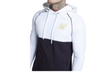 SIKSILK ZONAL OH TRACK TOP