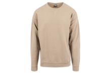 Sweat-Shirt Urban Classic oversized open edge tb1590 warm sand Brutalzapas