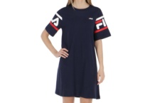 Dress Fila steph tee 687085 black Brutalzapas