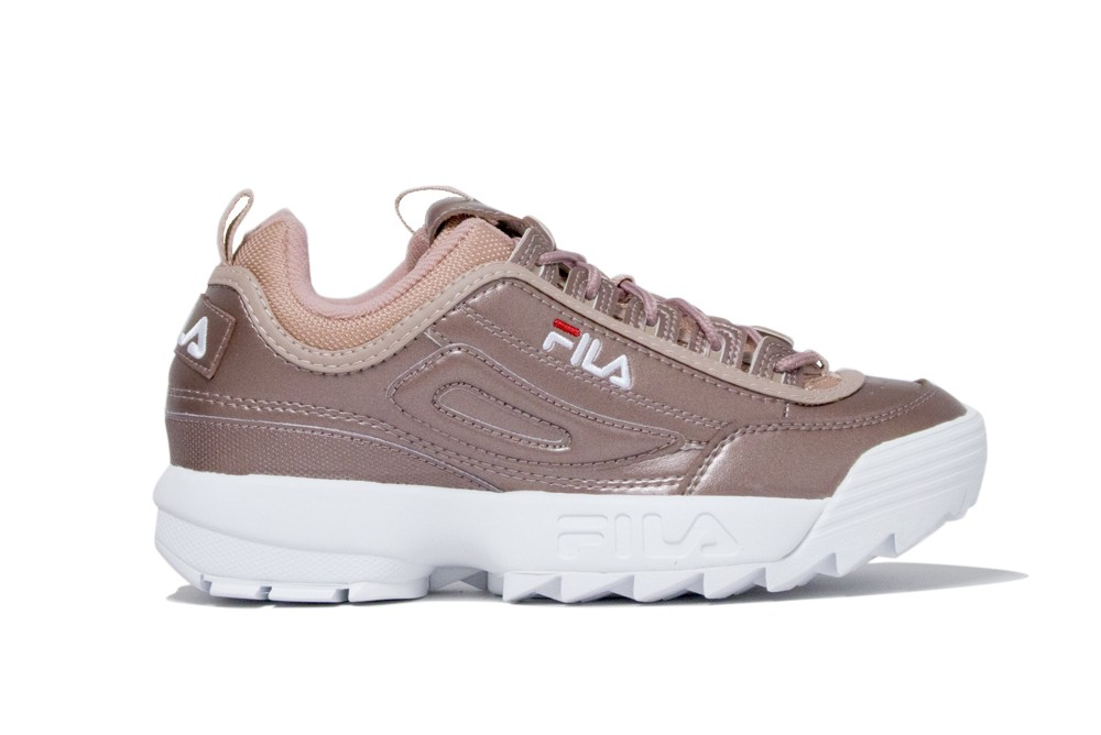 Sneakers Fila disruptor mm low wmn 101044270x Brutalzapas