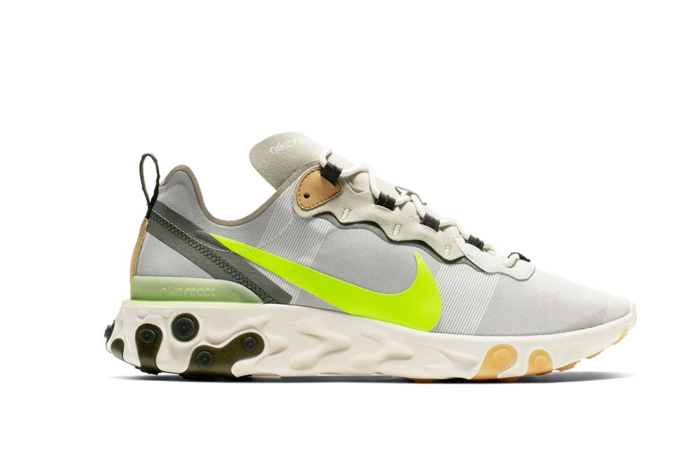 Sneakers Nike react element 55 bq6166 009 Brutalzapas