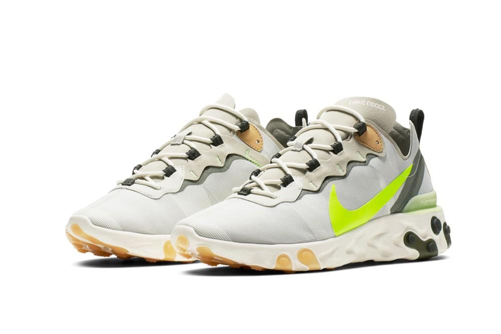 1fc6ed988bce Sneakers Nike react element 55 bq6166 009 - Nike