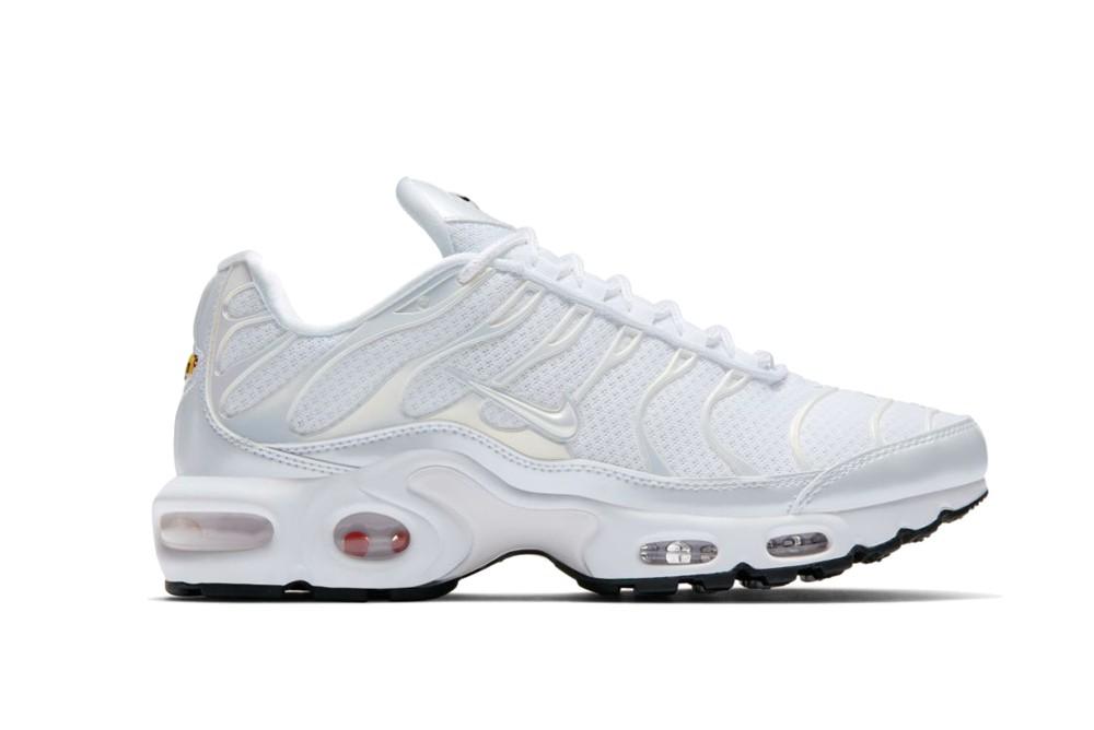 superior quality 4518b 3d0d3 Sneakers Nike wmns air max plus prm 848891 100 Brutalzapas