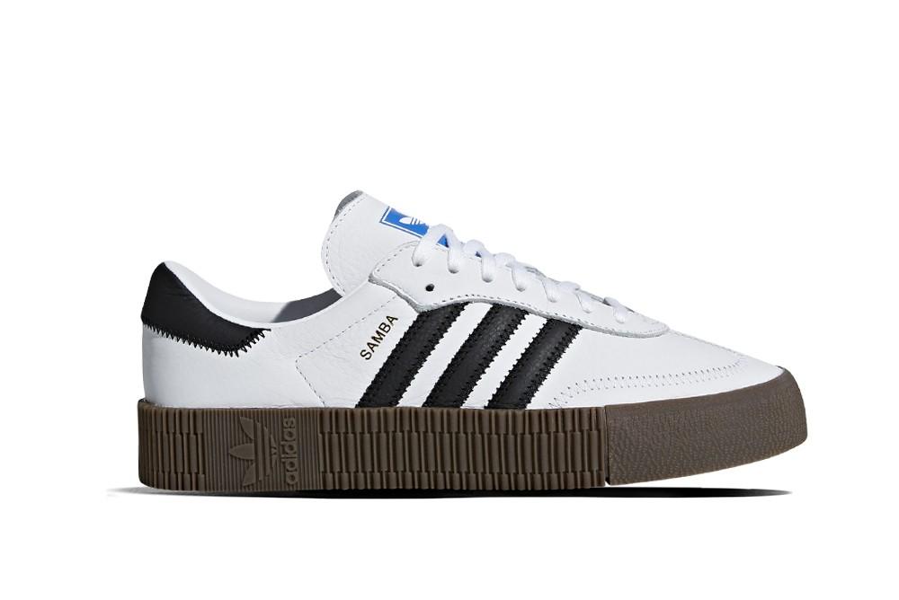 Zapatillas Adidas Sambarose W AQ1134 Brutalzapas