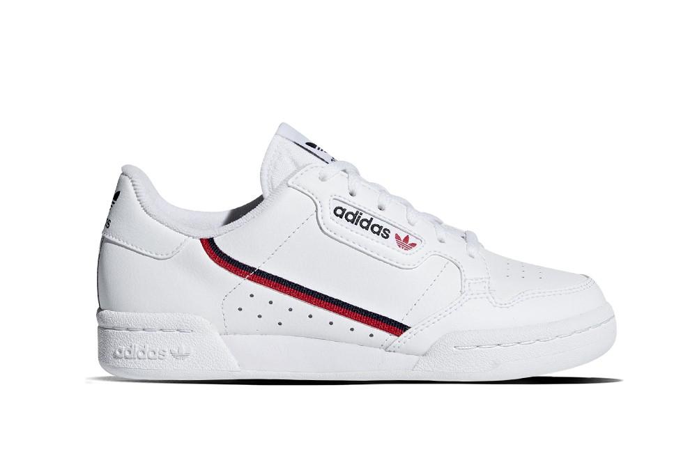 5a9e6d911 Sneakers Adidas continental 80 j f99787 Brutalzapas