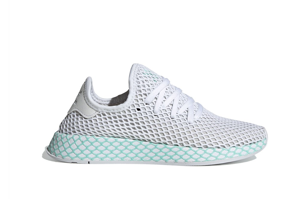 newest collection fc630 64365 Sneakers Adidas deerupt runner w cg6089 Brutalzapas