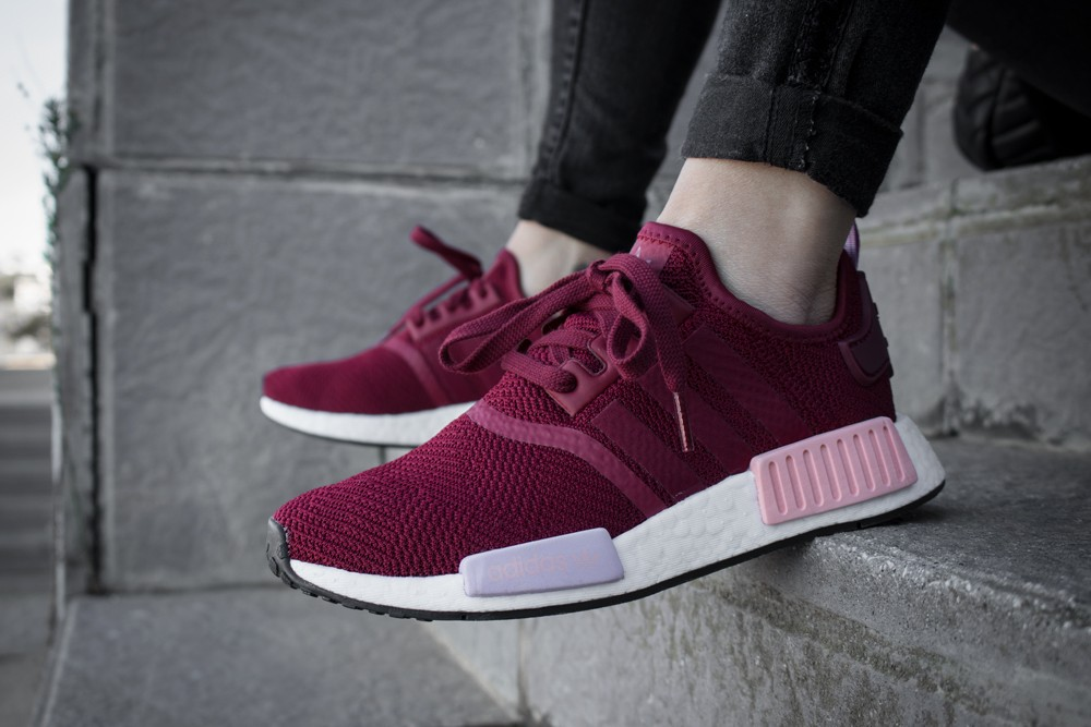 bade194595dfc Sneakers Adidas Nmd r1 w b37646 - Adidas
